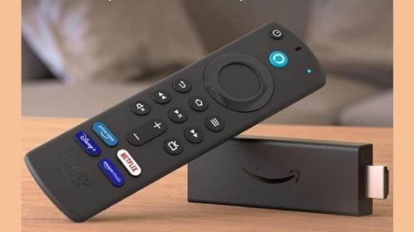 Disponibile il nuovo dongle HDMI Amazon Fire Stick TV 2021