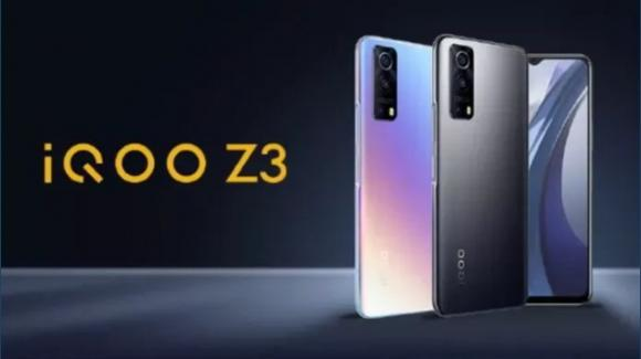 iQOO Z3: ufficiale il gaming phone accessibile con 5G ambito dall'Occidente