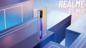 Realme GT Neo, ufficiale il gaming phone 5G economico