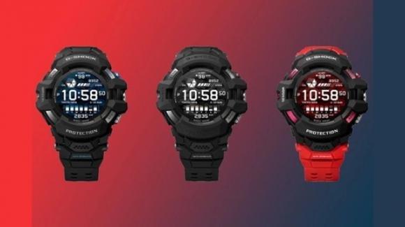 Casio ufficializza lo sportwatch rugged G-Squad Pro GSW-H1000 con WearOS
