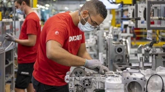 Assunzioni, Ducati pronta ad avviare 200 ingressi di personale grazie ai nuovi ordini
