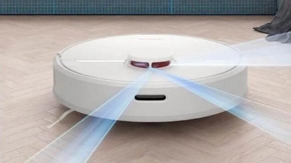 Dreame D9: robot aspirapolvere con funzione di lavapavimenti, mappatura, con 150 minuti di autonomia