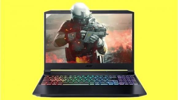Ufficiale il gaming notebook Acer Nitro 5 con processore AMD Ryzen 5600H