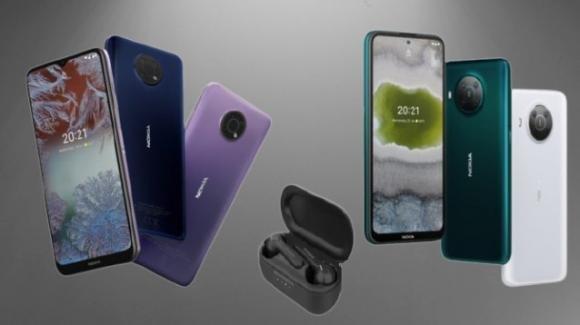 HMD event con 6 smartphone Nokia, nuovi auricolari tws e il ruolo di operatore mobile virtuale