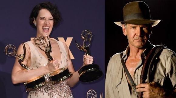 """Indiana Jones 5"", Phoebe Waller-Bridge affiancherà Harrison Ford"