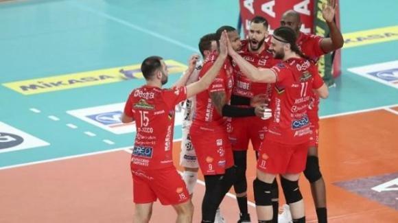 Semifinale playoff A1 gara due: Novara batte Monza 3-1