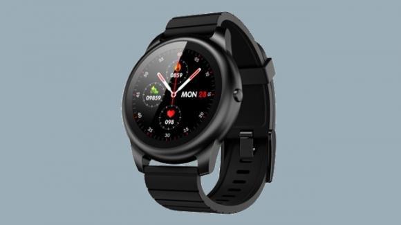 Xigmer Lunar X01: smartwatch con cardiofrequenzimetro e monitoraggio pressione arteriosa