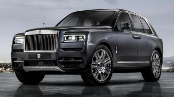 """Rolls Royce, sul Suv Cullinan arriva il """"Recreation Module"""": tanto spazio per gli hobby"""