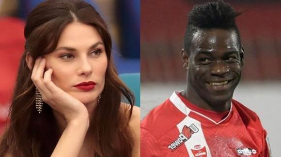 Dayane Mello e Mario Balotelli, presunto ritorno di fiamma