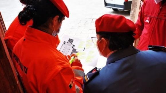 Fuori pericolo di vita la volontaria di Brindisi trasferita a Palermo per Covid-19