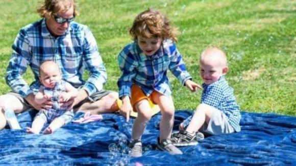 USA, madre annega i 3 figli: voleva proteggerli dai presunti abusi del marito