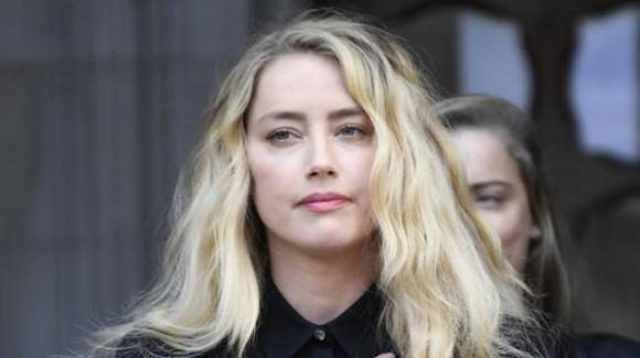 """Amber Heard si prepara al ritorno nel sequel di """"Aquaman"""""""