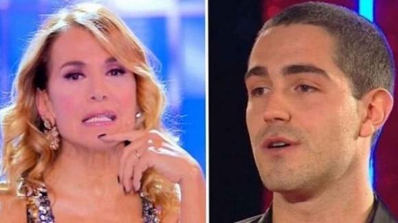 """Gelo tra Barbara D'Urso e Tommaso Zorzi, la prova arriva direttamente da """"Domenica Live"""""""