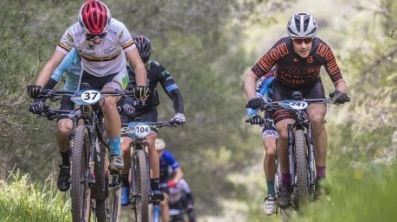 """Grande successo per la """"Varano Bike 2021"""" al bosco di Cerano"""