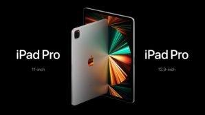 iPad Pro: ufficiale con processore M1, sfida in casa i MacBook per la produttività mobile