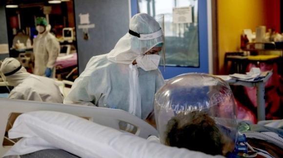 Nato un bambino da una paziente ricoverata in terapia intensiva per Covid-19