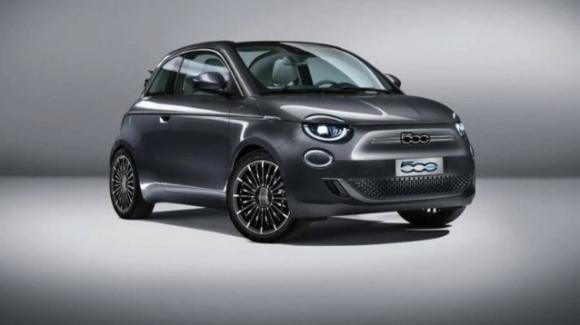 Fiat 500 è l'auto elettrica più venduta nel primo trimestre 2021