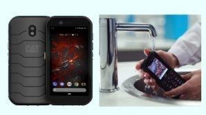 Cat S42 H+ e Cat B40: ufficiali i nuovi rugged phone di Caterpillar