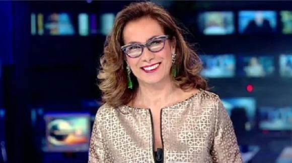 Cesara Buonamici, giornalista del TG5, rapinata mentre è in macchina