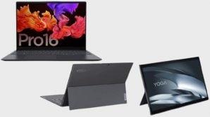Lenovo presenta il convertibile Yoga Duet 2021 e i nuovi laptop Xiaoxin
