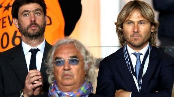 """Flavio Briatore: """"Non c'è più lo stile Juventus. Dirigenti e tecnico da cambiare"""""""