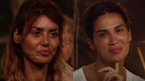 """""""L'isola dei famosi"""", Daniela Martani attacca Francesca Lodo per non aver votato Gilles Rocca"""