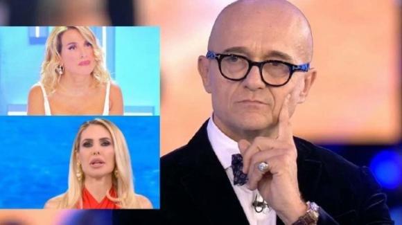 """Alfonso Signorini parla di Ilary Blasi e lancia una stoccata alla D'Urso: """"Lontano dalla sua tv"""""""