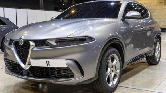 Alfa Romeo Tonale arriverà nelle concessionarie a giugno 2022