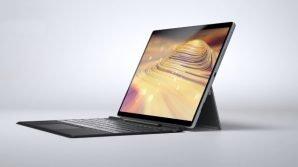 Latitude 7320 Detachable: DELL annuncia il tablet convertibile super sicuro