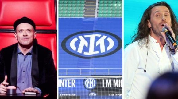 """Inno Inter, Max Pezzali in vantaggio con la canzone """"I M Inter"""""""