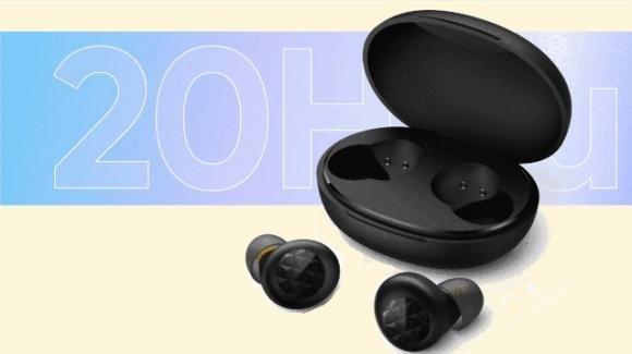 Buds Q2: ufficiali gli auricolari true wireless low cost di Realme