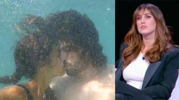 """""""L'isola dei famosi"""", il bacio tra Ignazio Moser e Francesca Lodo: la reazione di Cecilia Rodríguez"""
