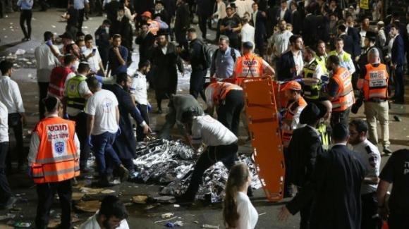 Dramma sul monte Meron: 44 morti e 150 feriti durante un evento religioso