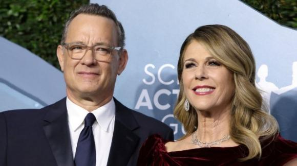 Tom Hanks e Rita Wilson festeggiano 33 anni insieme