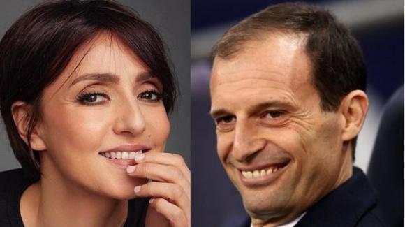 Ambra Angiolini e Max Allegri: il loro amore sarebbe giunto al capolinea