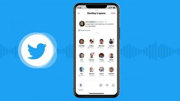 Twitter: rilasciati per tutti gli Spaces Audio. Ecco come fare per avviarne uno