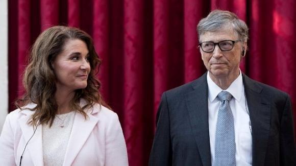 Bill Gates e la moglie annunciano il divorzio dopo 27 anni di matrimonio