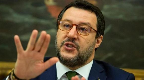 """Matteo Salvini: """"Riaperture entro il 10 maggio, il coprifuoco provoca danni alla salute"""""""