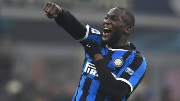 "Inter, Lukaku: ""Inchinatevi al Re di Milano"""