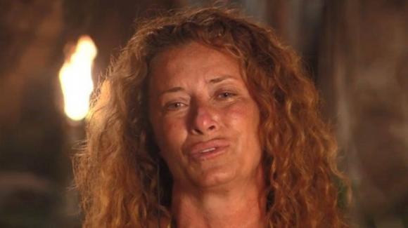 """""""L'isola dei famosi"""", Valentina Persia ricorda il compagno scomparso: """"Il mio cuore batte per lui"""""""