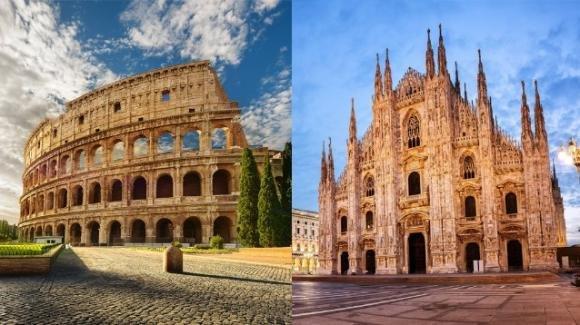 Roma e Milano al primo posto in Europa per la richiesta di città green