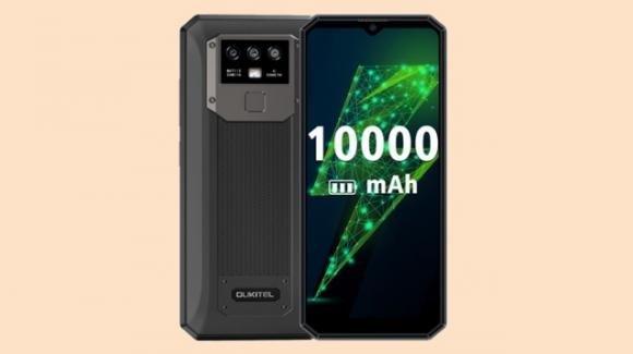 Oukitel K15 Plus: ufficiale il battery phone dall'aspetto rugged