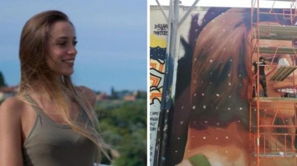 Street Artist Jorit aggredito e derubato mentre realizzava un murale per Luana D'Orazio