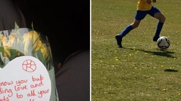 Inghilterra: bimbo di 9 anni viene colpito da un fulmine sul campo di calcio e muore