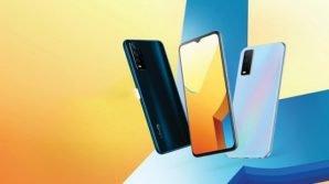 Vivo Y12s 2021: aggiornato, con Android 11 e un processore Qualcomm