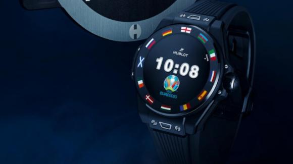 Hublot Big Bang E UEFA Euro 2020: ufficiale lo smartwatch lussuoso per gli europei di calcio
