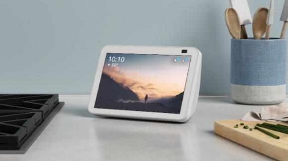 Amazon presenta i nuovi display smart Echo Show 8 ed Echo Show 5 2021