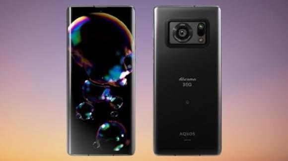 Sharp Aquos R6: ufficiale il top gamma che rivoluziona la multimedialità