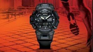 Casio G-SHOCK GBA900: ufficiale l'orologio ibrido con fitness e funzioni smart