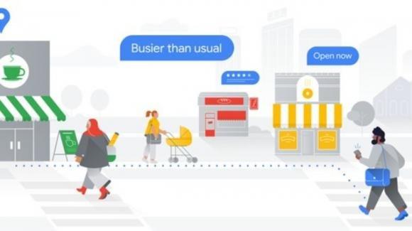 Google I/O 2021: annunciate diverse novità smart, future, per Google Maps